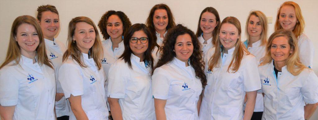 Huidtherapeut Team